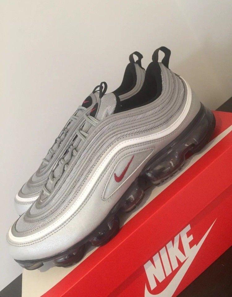 cheap for discount 45242 bf91b Deadstock Nike Air Vapormax 97 Silver Bullet #fashion ...