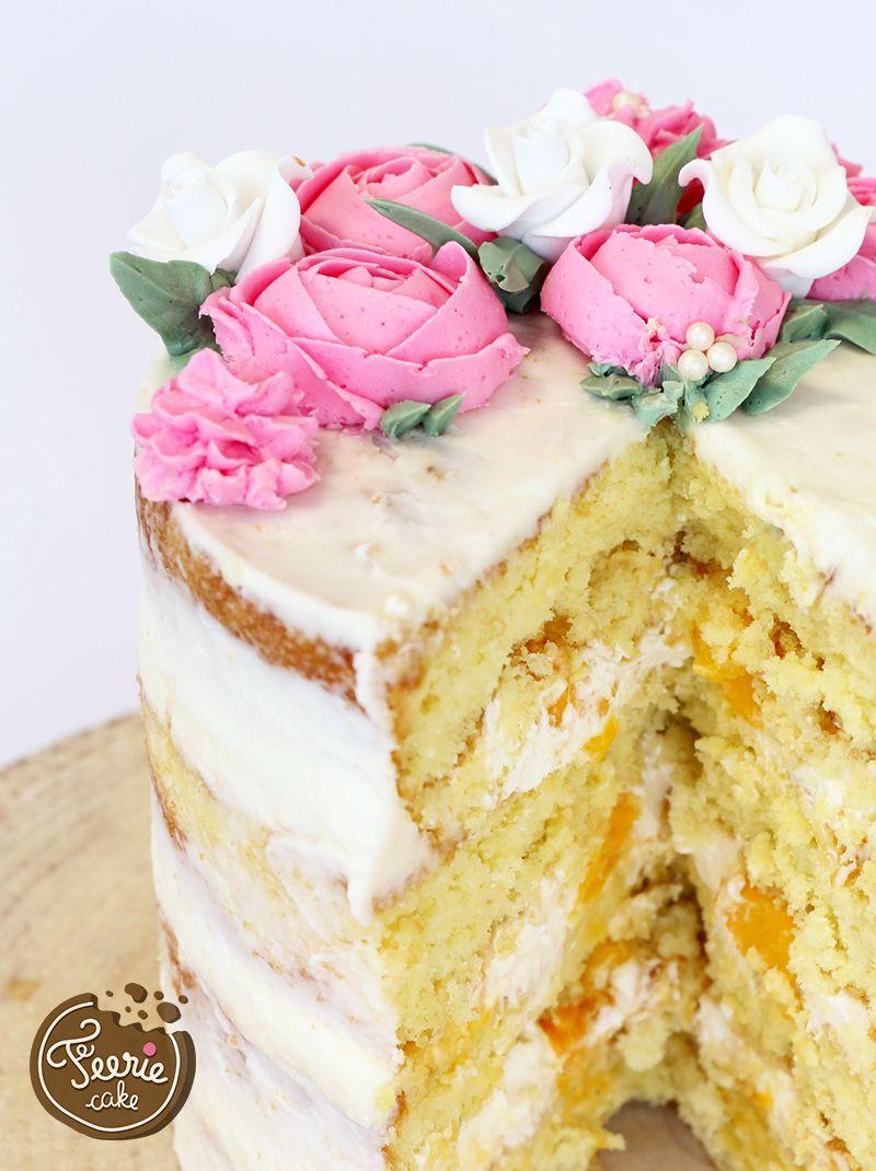Mit Diesem Rezept Fur Den Mascarpone Sahne Mango Naked Cake Konnen