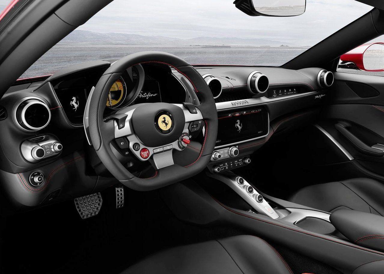 2018 Ferrari Portofino Interior Pictures   Ferrari ...