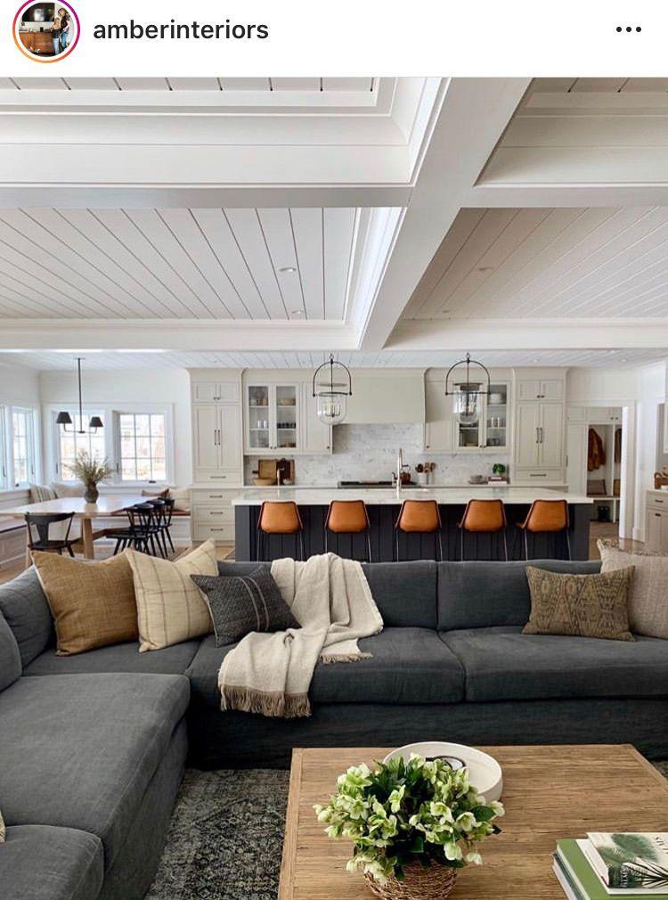 Kitchen Connected To Living Room Living Room Sets Furniture Modern Furniture Living Room Home