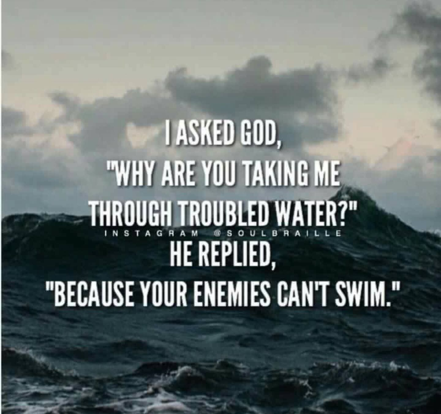 God Encouragement Quotes Nope Don't Think They Ever Could Swim Quotes & Sayings