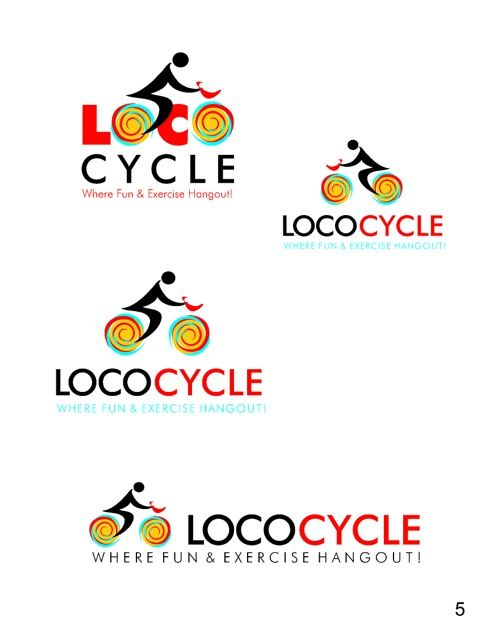 LOCO CYCLE, custom indoor cycles, Schwinn bikes, custom designed