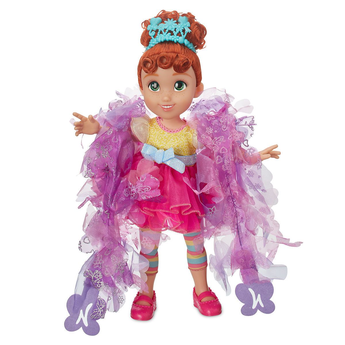 1848003ee Product Image of Fancy Nancy Doll with Boa   1