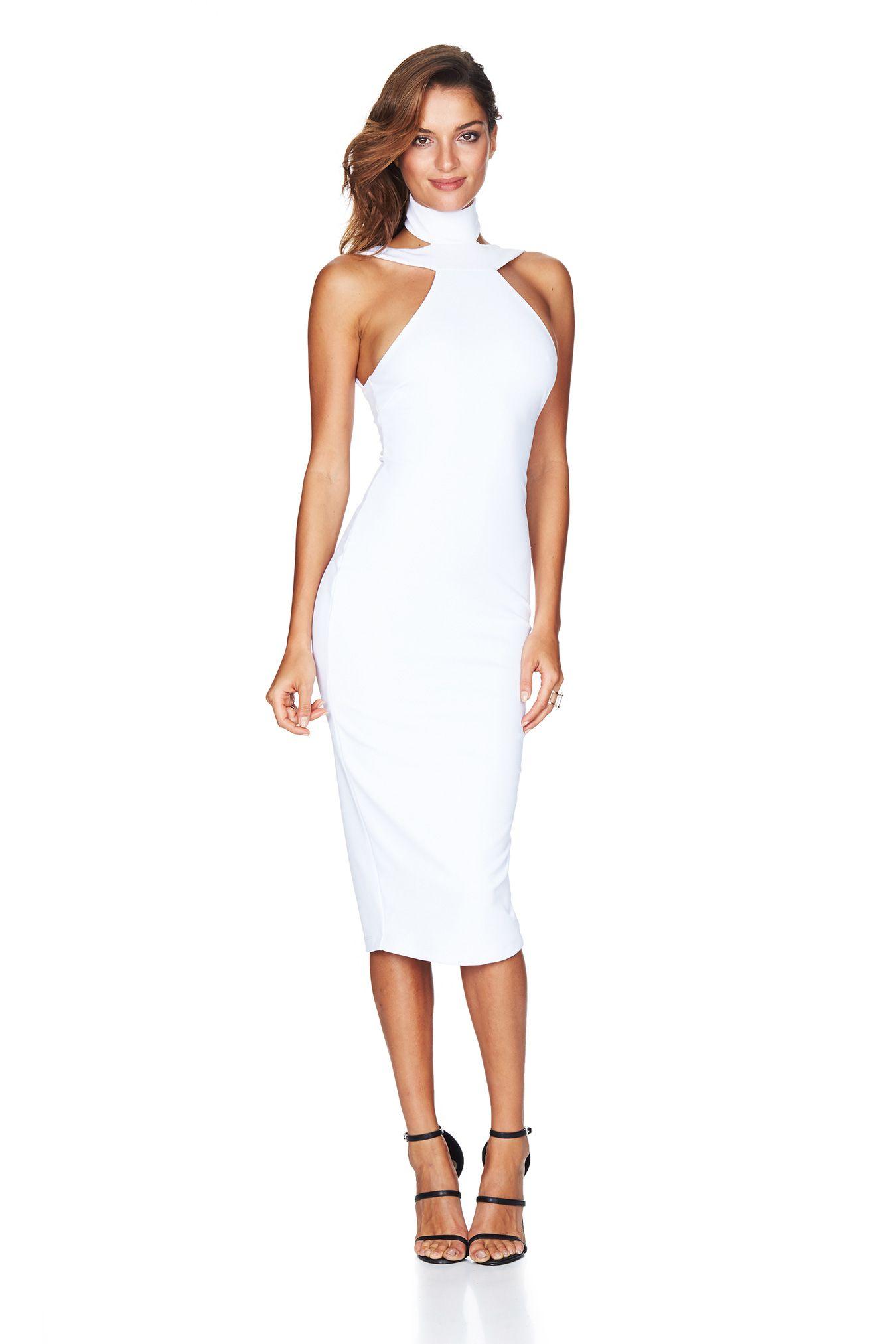 Celestial Midi Dress