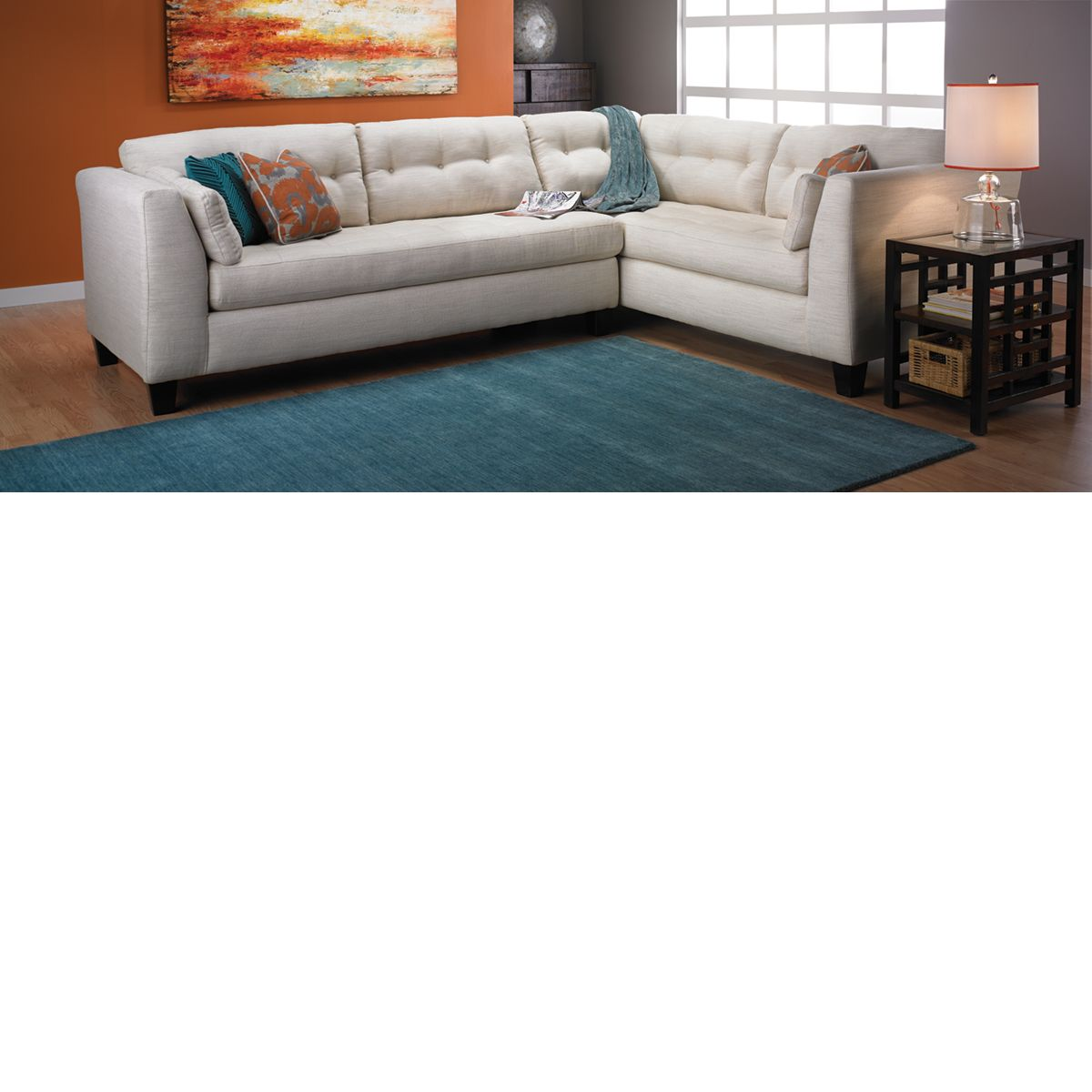 Sectional Sofas The Dump: The Dump Furniture - MARLOW SECTIONAL SOFA