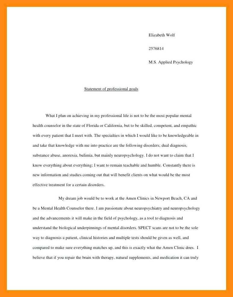 Pin By Kel Smith On Myself Essay Example Career Goal Education Educational Goals