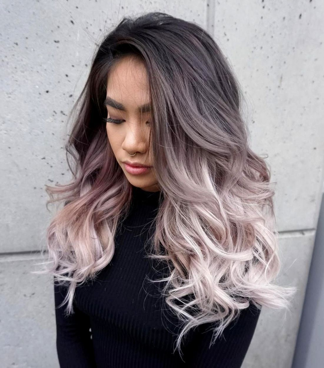 Top 10 Hair Color Trends For Blonde Women In 2021 Pouted Com In 2020 Ash Blonde Ombre Hair Ombre Hair Blonde Hair Color Asian