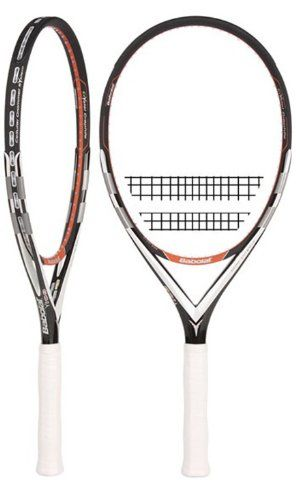 Babolat Y 109 Unstrung Tennis Racquet With Smart Kit Size 0 Check Out This Great Product Tennis Racquet Smart Kit Tennis