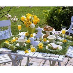 Easter Breakfast - Table Decoration  #Easter #Breakfast Ideas