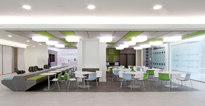 modern business cafeteria google search project h pinterest canteen and modern. Black Bedroom Furniture Sets. Home Design Ideas