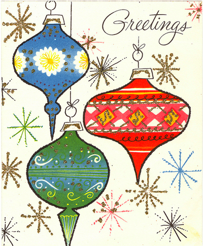 1950s Christmas Cards | My Holiday Memories!!!!!! | Pinterest ...