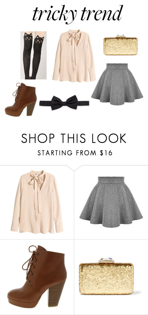 """""""Romantic"""" by shugar-and-spice ❤ liked on Polyvore featuring H&M, KOTUR, Lanvin, women's clothing, women's fashion, women, female, woman, misses and juniors"""