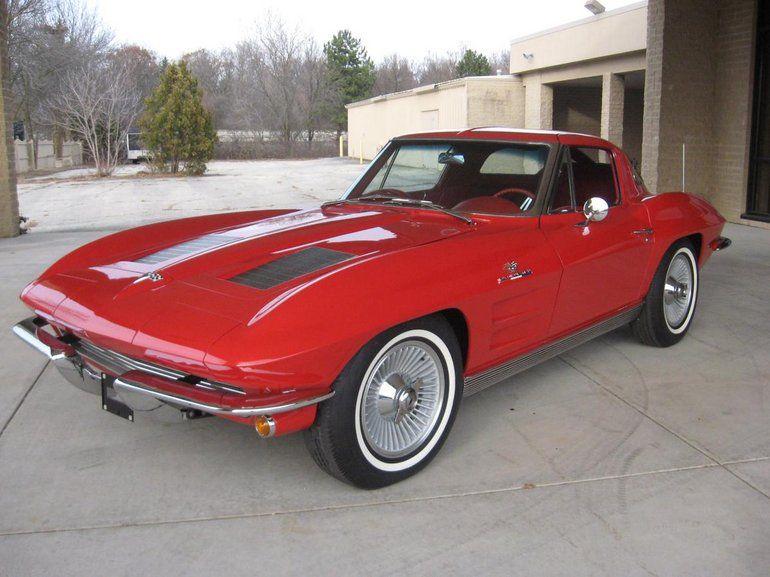 1963 Chevrolet Corvette Real SWC Fuelie | Dream Cars/Motorcycles