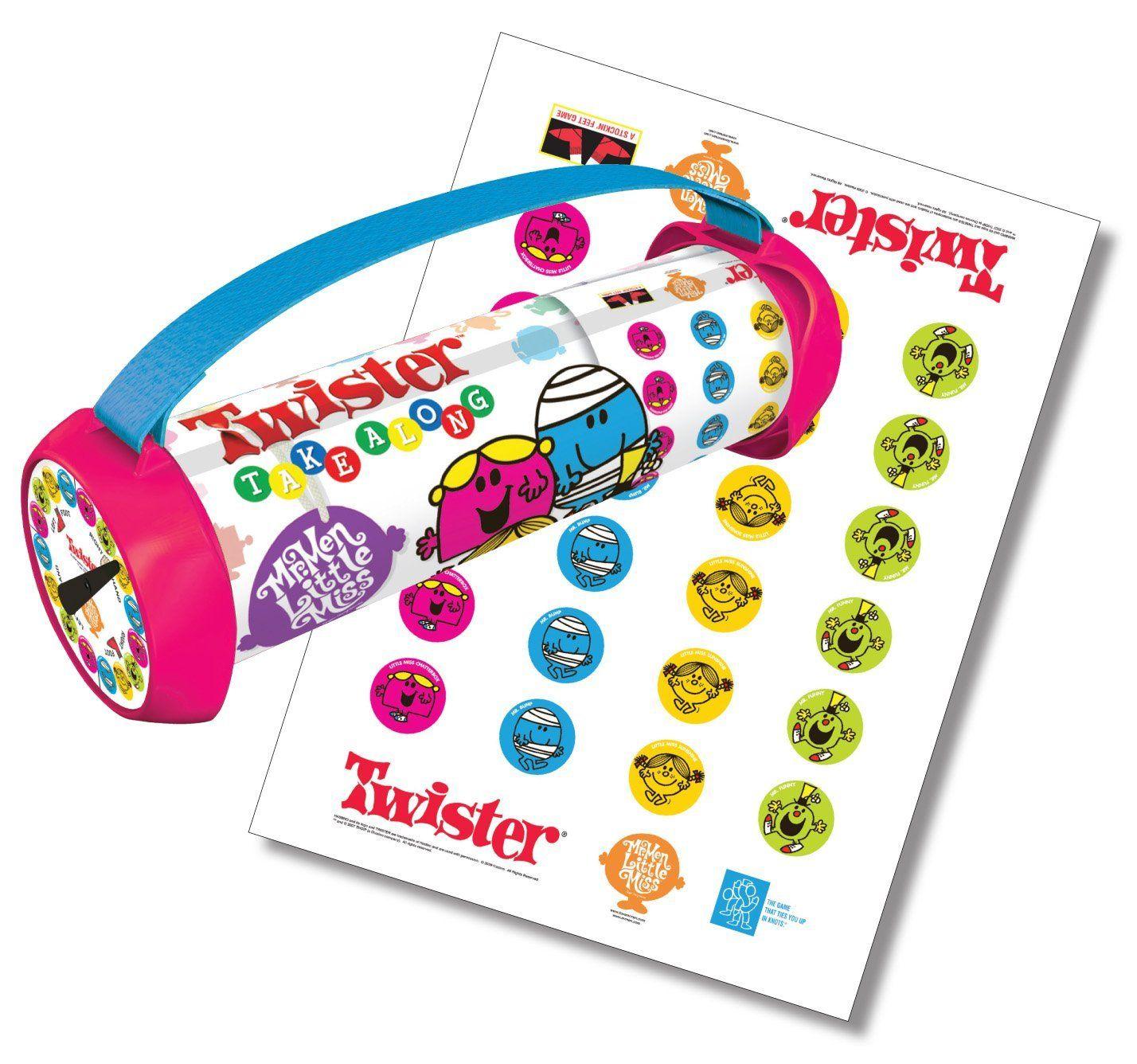 Twister Mr. Men/Little Miss Toys & Games