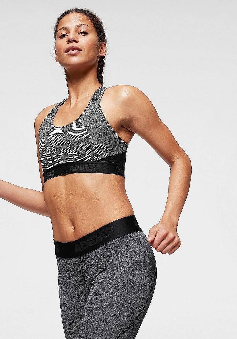 adidas Performance Sport BH »DON`T REST ALPHASKIN BATCH OF