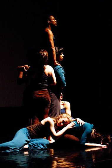 The Cleveland modern-dance company Antaeus Dance Company - I loved our Modern Dance Troupe in HS.