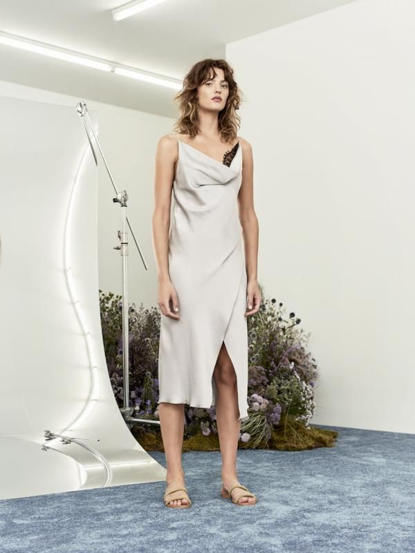 20++ Camilla and marc silver dress inspirations
