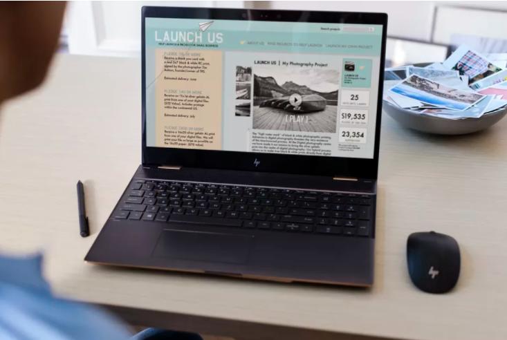 مراجعة لاب توب اتش بي Hp Spectre X360 Touch Screen Laptop Best Laptops Microsoft Surface Book