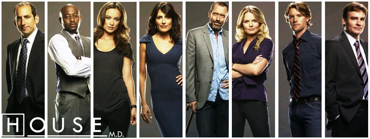 Wonderful Wallpaper And Background Photos Of House Cast For Fans Of House M.