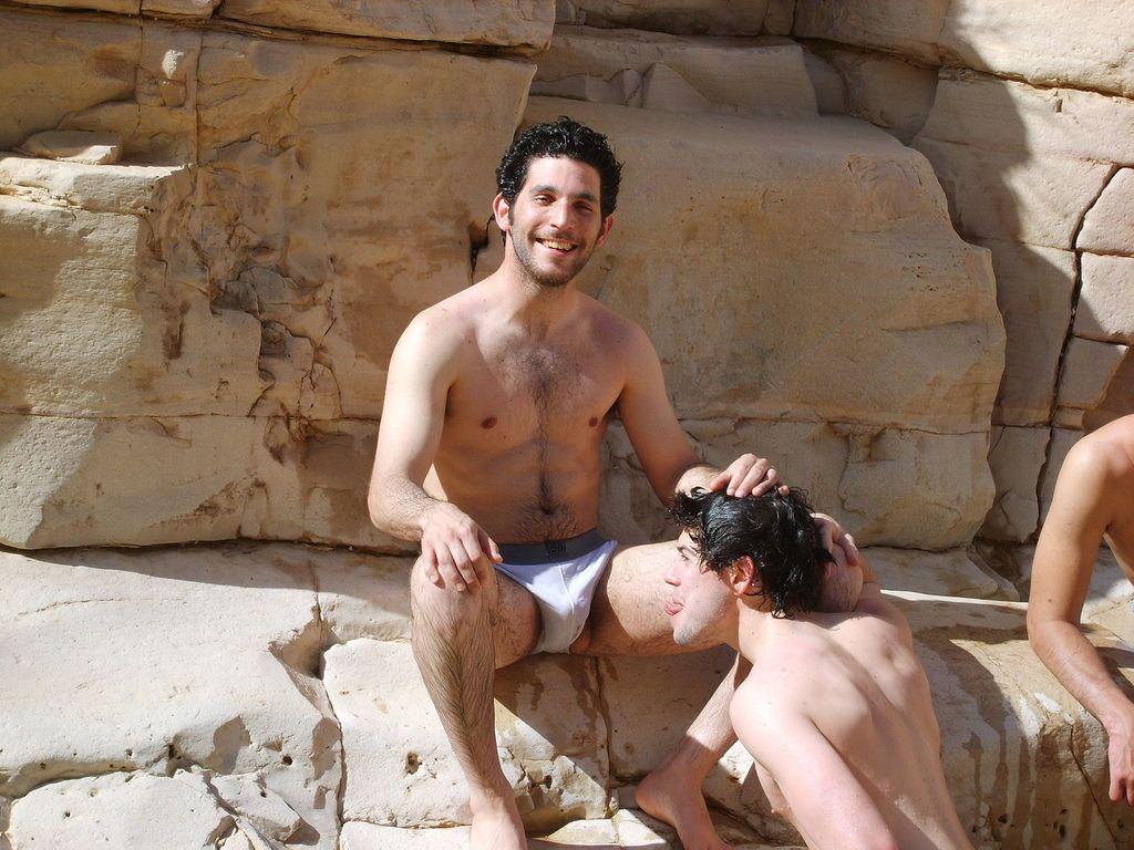 Naked Jewish Man 68