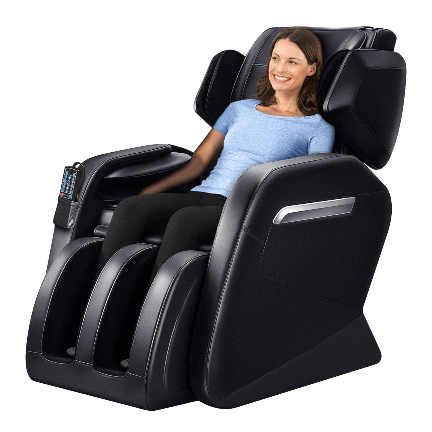 Top 10 Best Full Body Massage Chair Reviews In 2019 Massage Chair Full Body Massage Shiatsu Massage Chair
