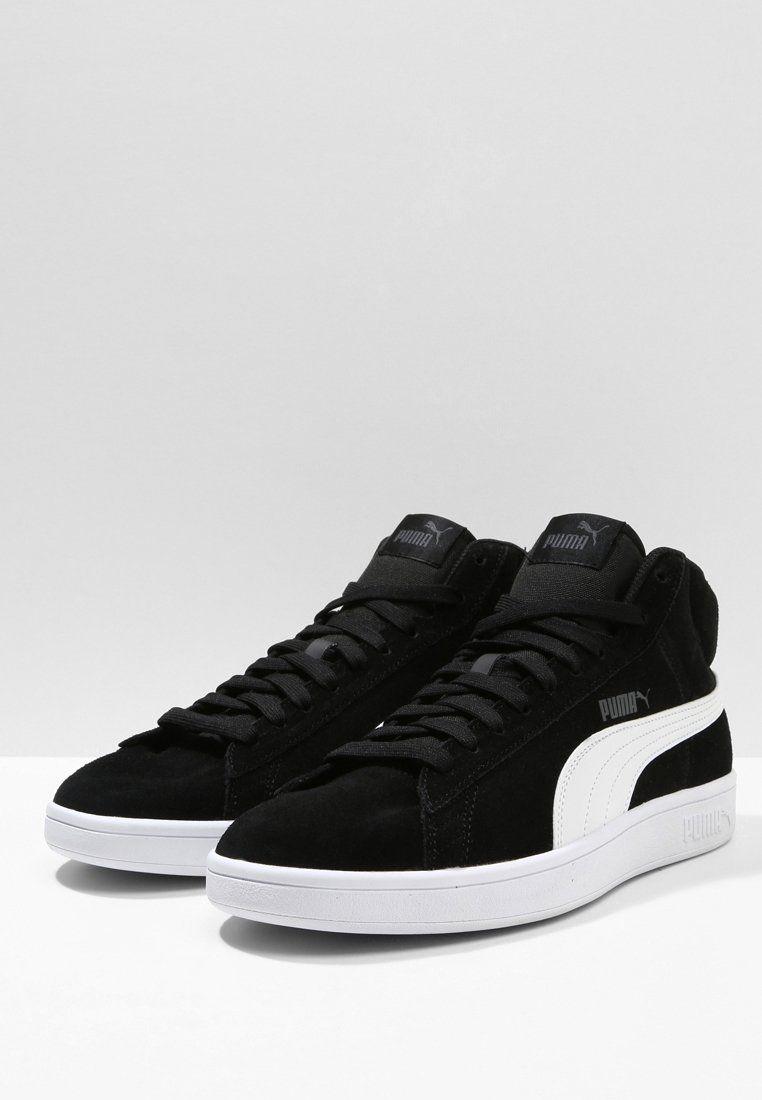 Puma SMASH V2 MID - Sneakers hoog
