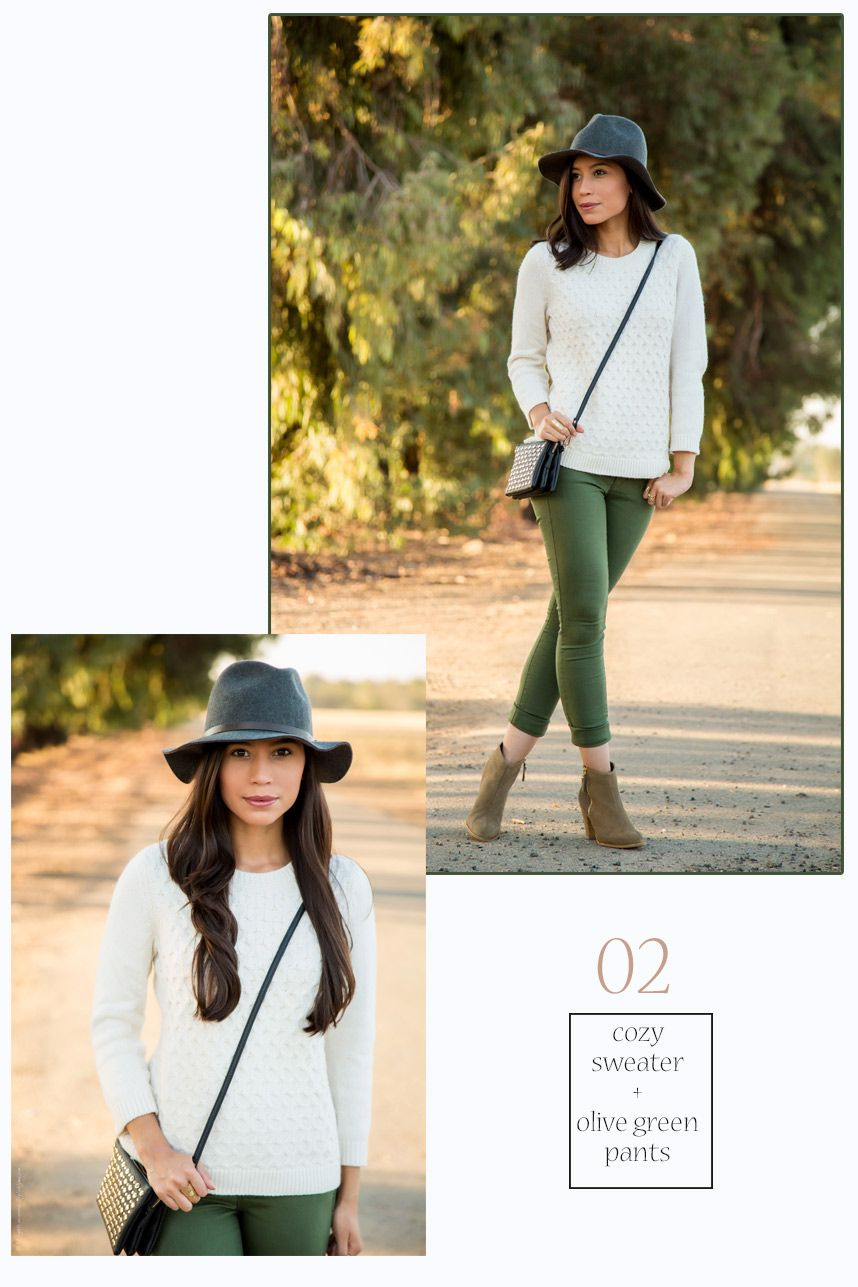 15 Thanksgiving Outfits for Your Inspiration  From Casual to Dressy ... c2d36aa72