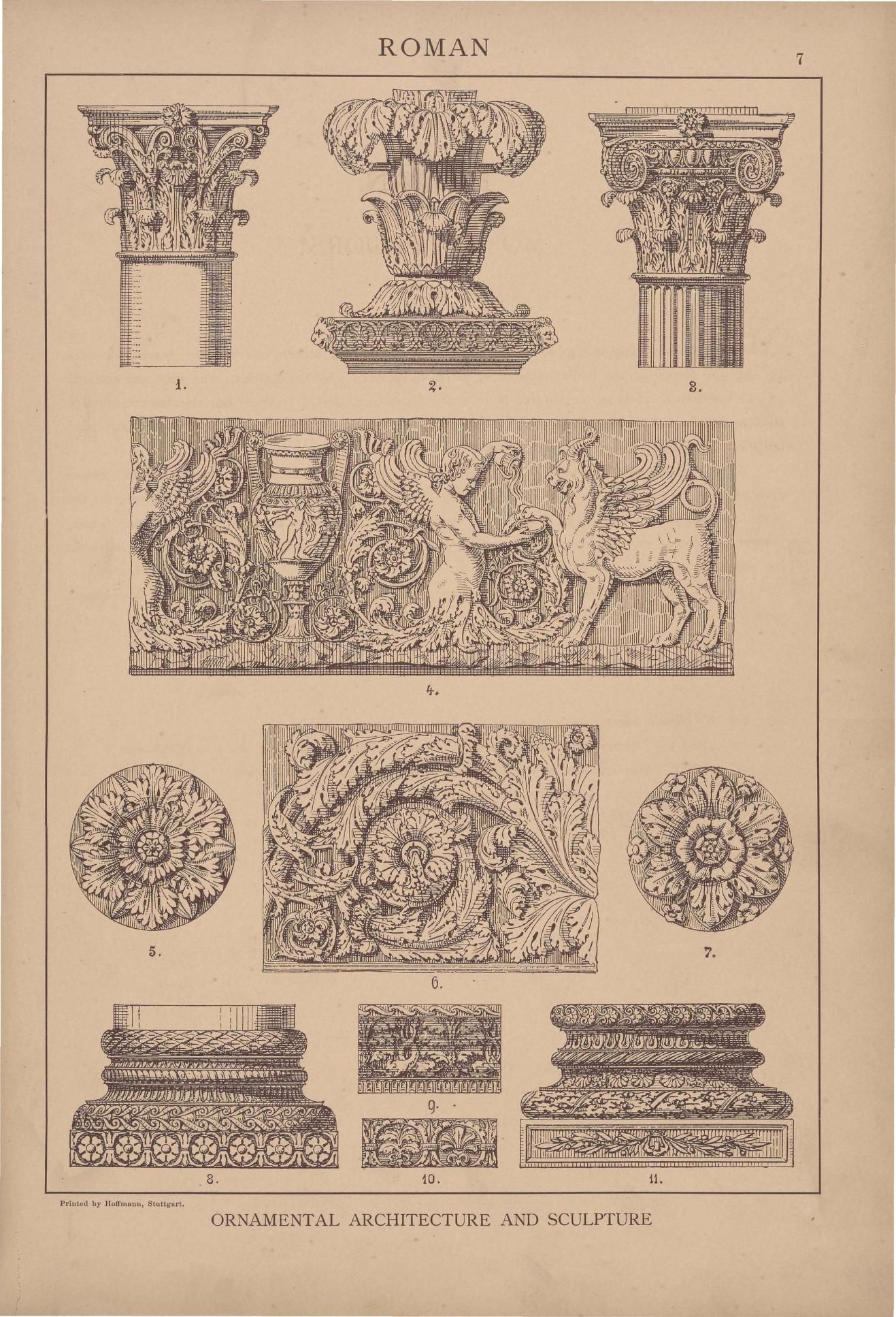 Historic Styles Of Ornament Ornament Drawing Historical Ornaments Pattern Art