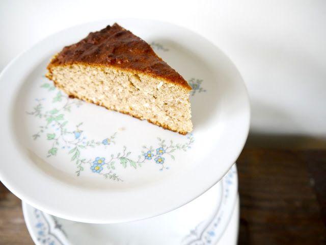 Ma vie en vert: Recept: suikervrije bananencake
