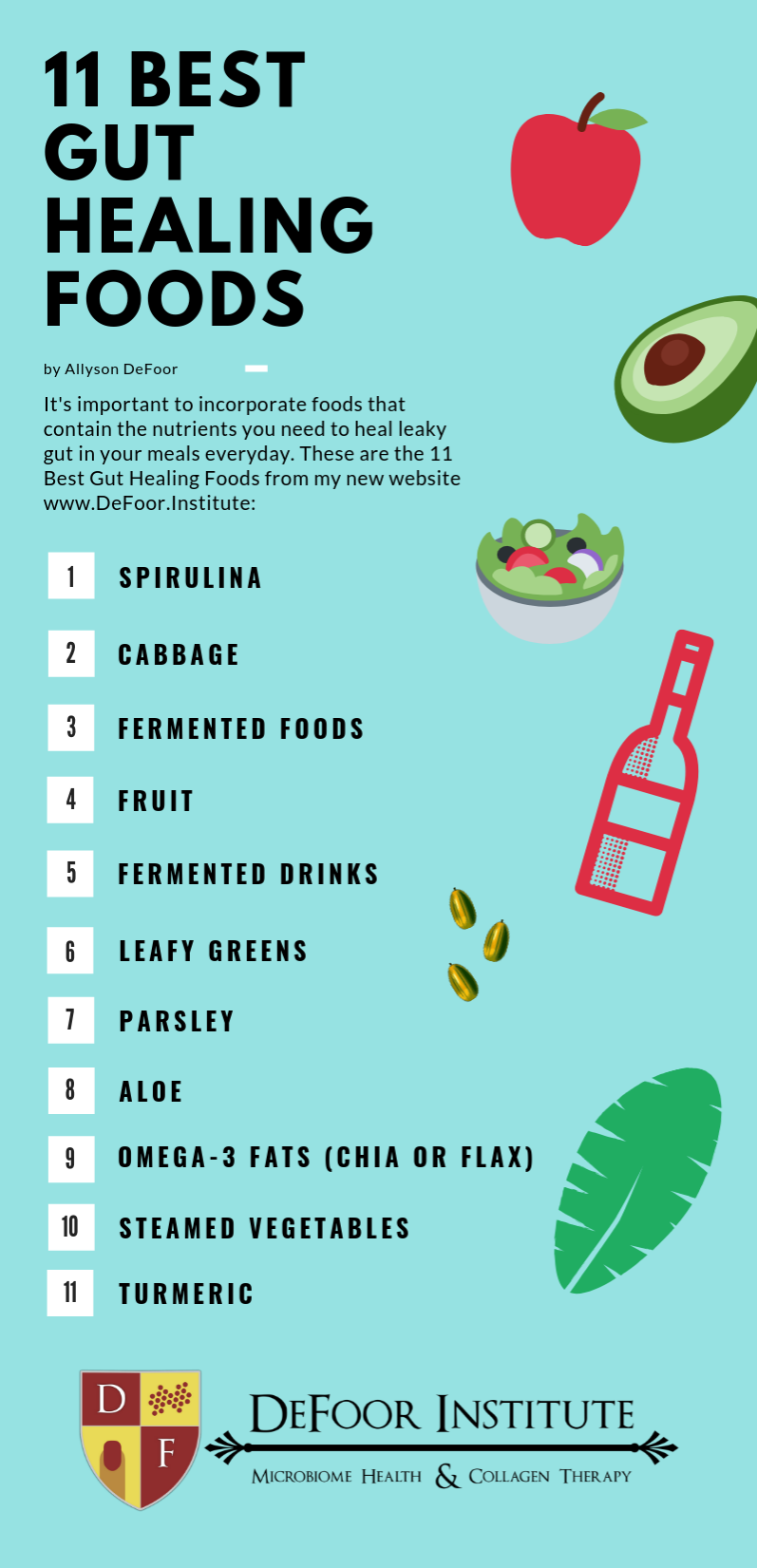leaky gut syndrome vegan diet