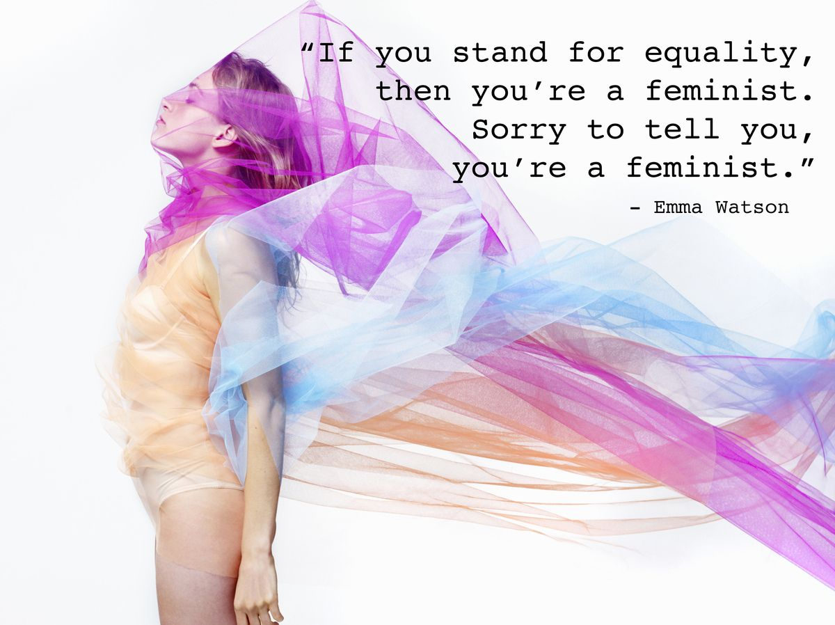 Gender Equality Quotes 9 Perfect Quotes From Emma Watson's Women's Day Q&a  Equality