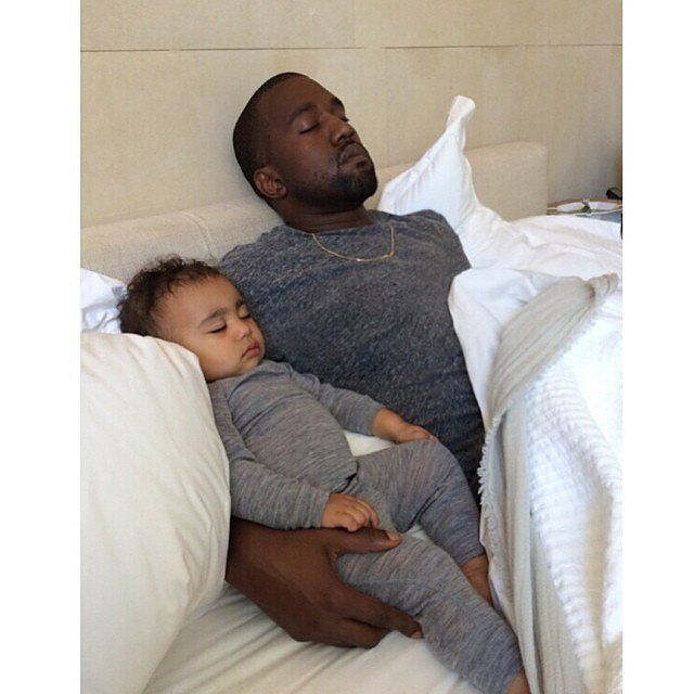 Waking Up With Kanye West The Rapper Shares His Healthy Morning Routine In The New 30 Hours Single Kim Kardashian Kanye West Kim Kardashian And Kanye Kardashian Kids