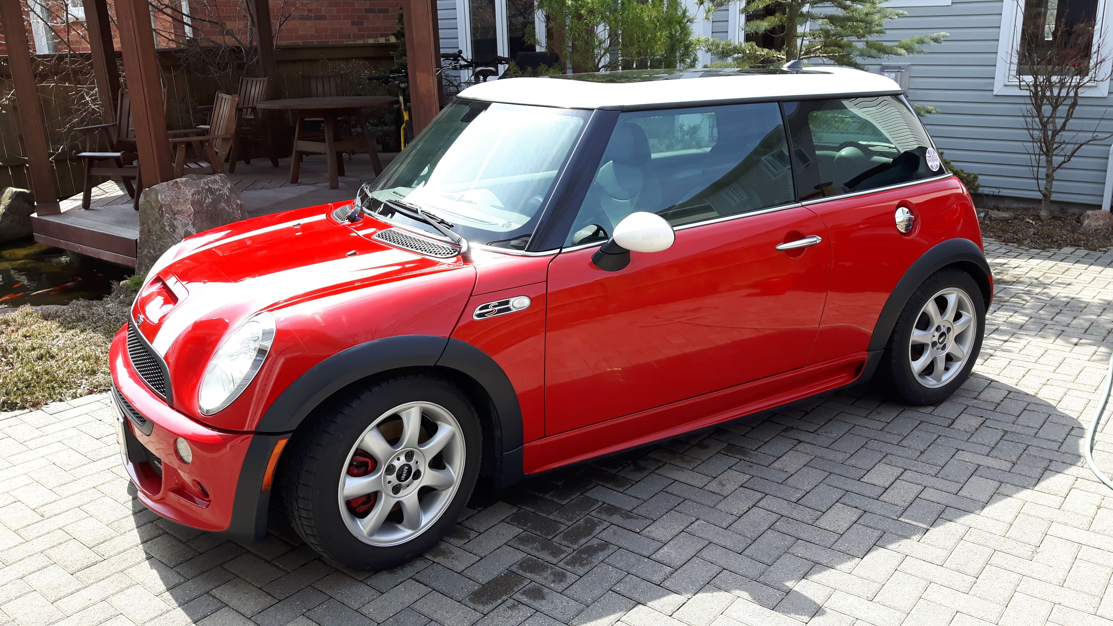 2006 Mini Jcw Compeion Edition 29 64