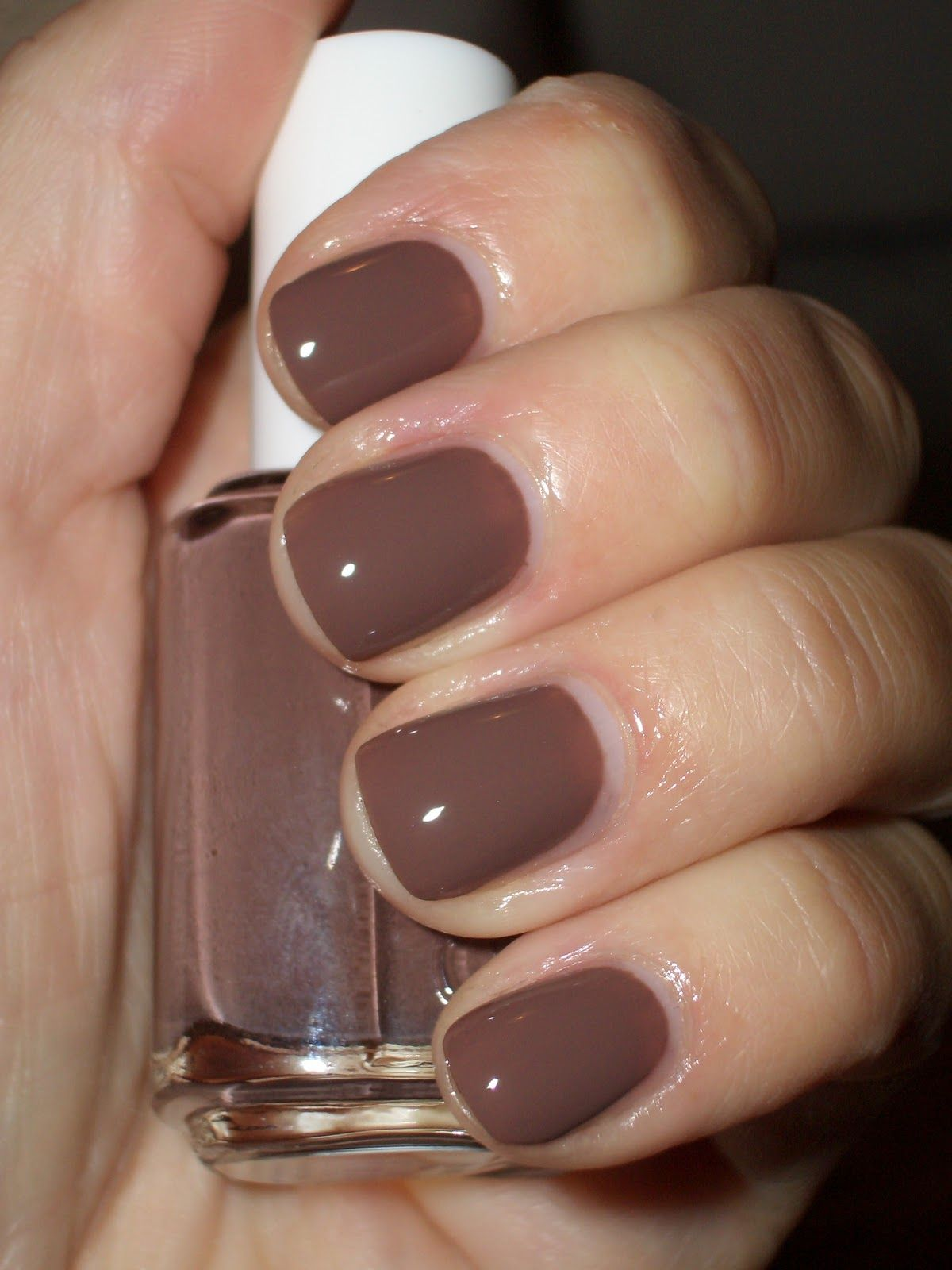 my new favorite fall color...Essie \'Hot Coco\' | Nails/Hair/Beauty ...