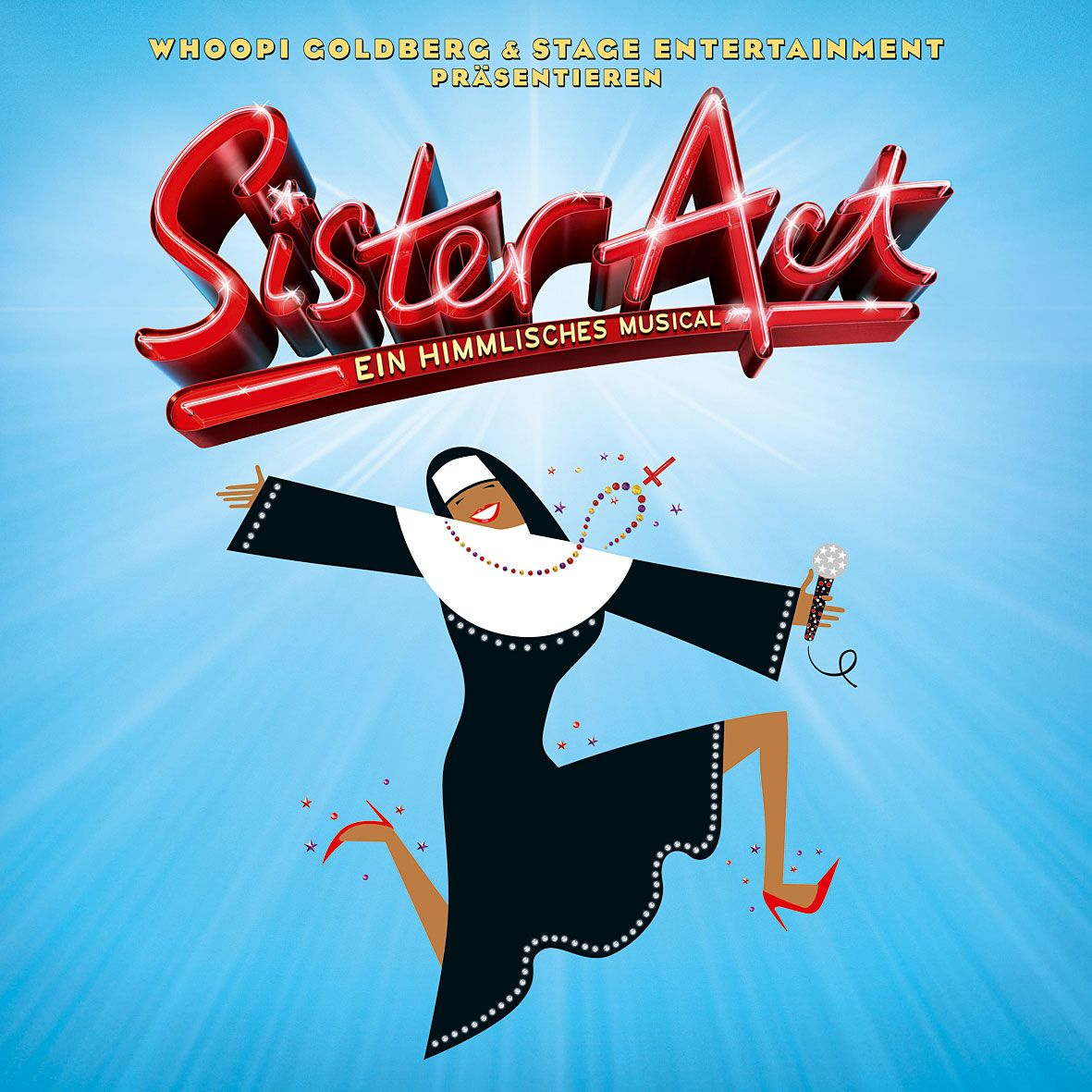 images of musicals | Sister Act Musical