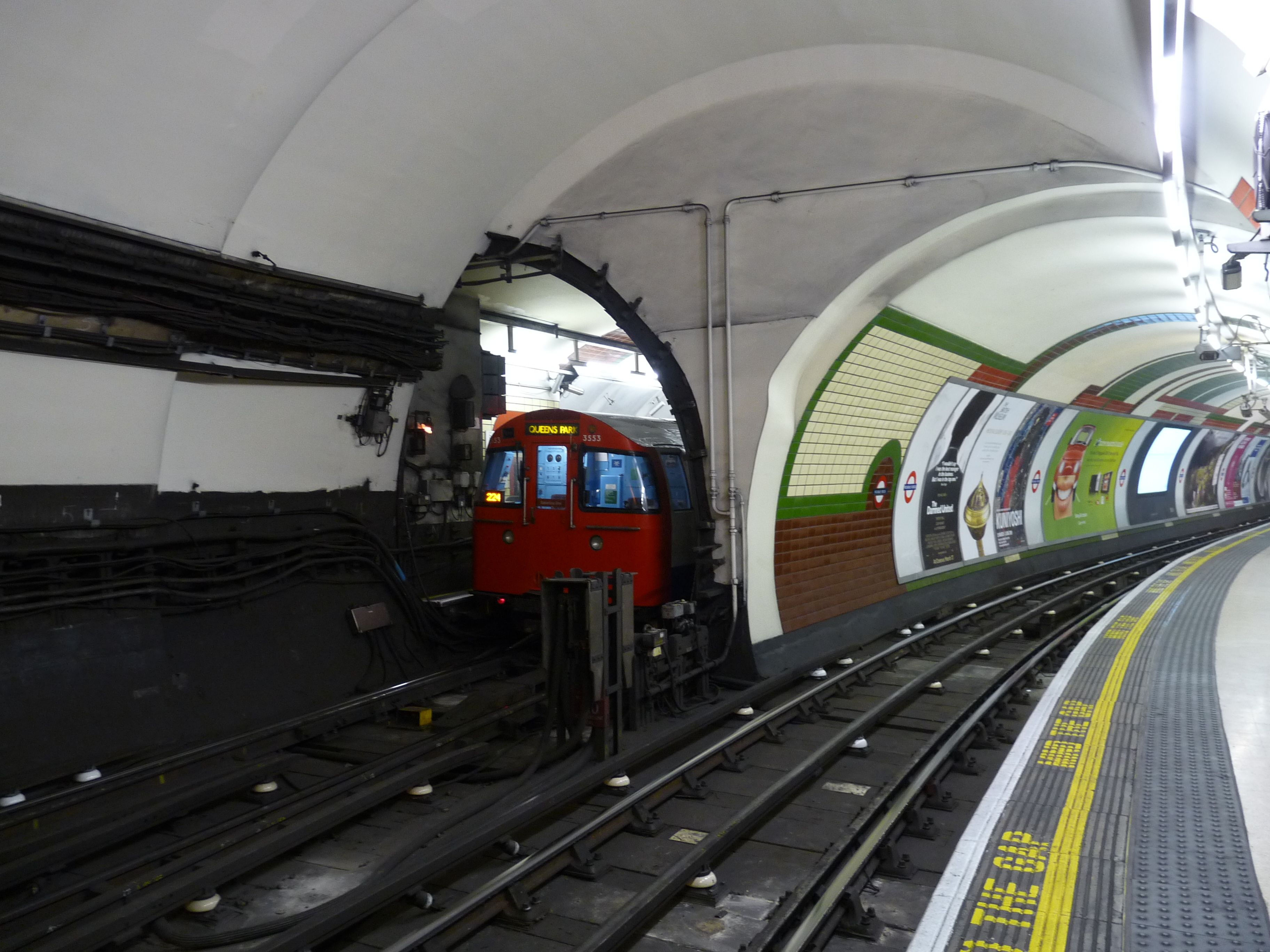 piccadilly circus tube station bakerloo line  Google Search