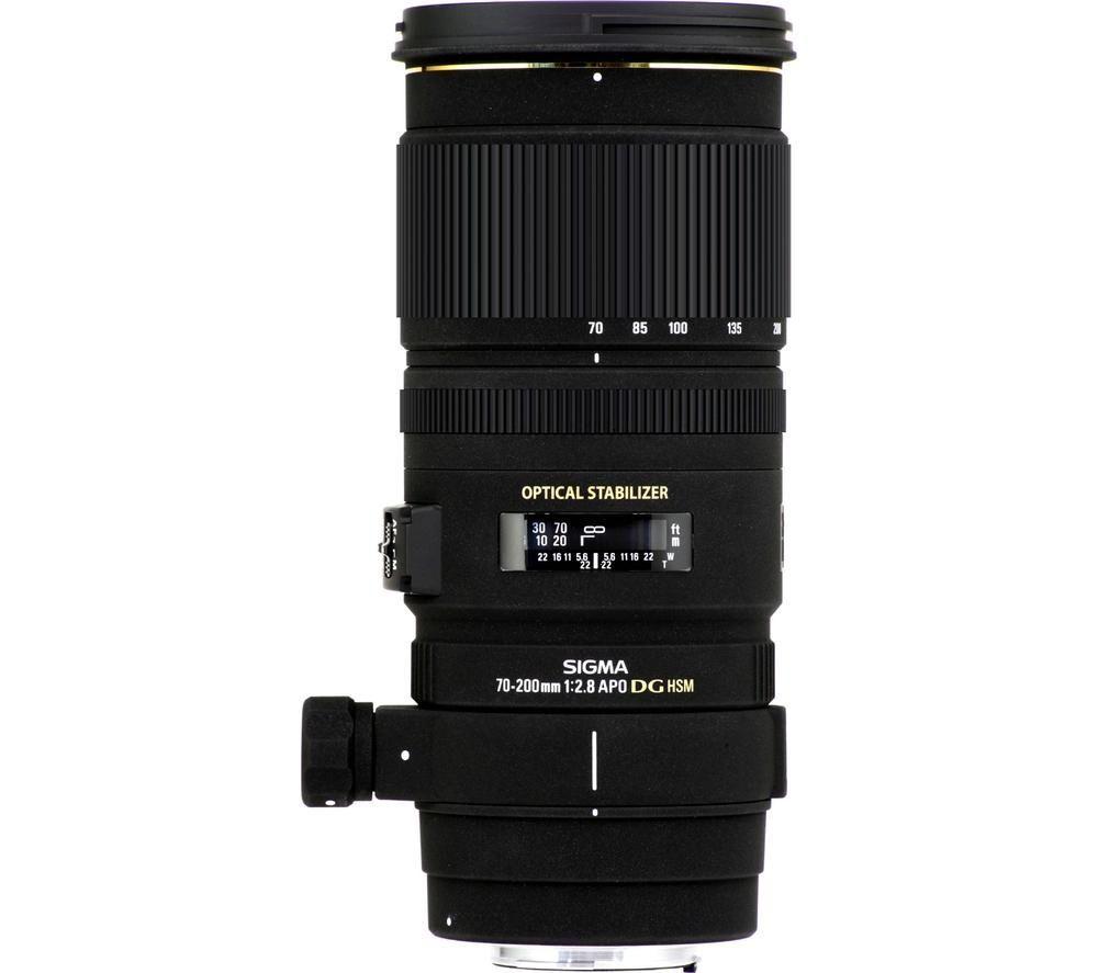 Sigma 70 200 Mm F 2 8 Ex Dg Os Hsm Telephoto Zoom Lens For Canon Price 729 00 Telephoto Zoom Lens Zoom Lens Canon Dslr Camera