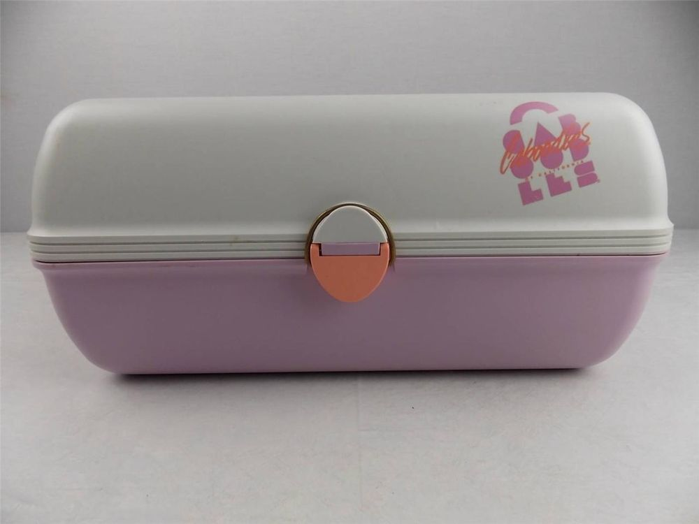 Vtg Caboodles of California Makeup Pageant Train Case #2630 ...