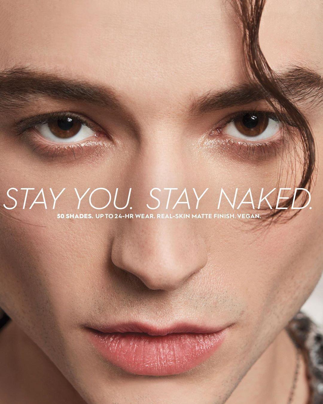 Ezra miller naked