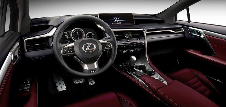 Lexus RX 350 2016 interior photo Lexus rx 350, Lexus