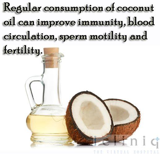 Regular Consumption Of Coconut Oil Can Improve Immunity Blood