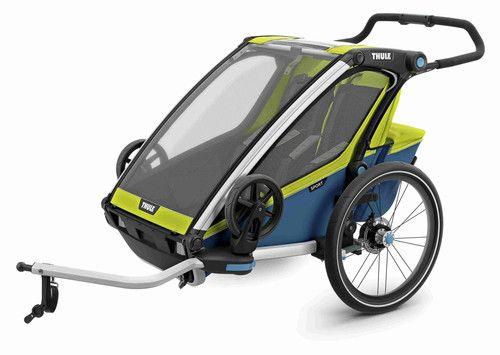 Thule Chariot Kinderanhanger Sport 2 In 2020 Rower