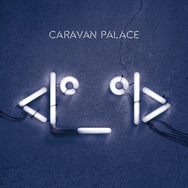"""Lay Down"" by Caravan Palace was added to my MOOD PLAYLIST // Morning // Morgen // Buongiorno // Go To Work!!! playlist on Spotify"