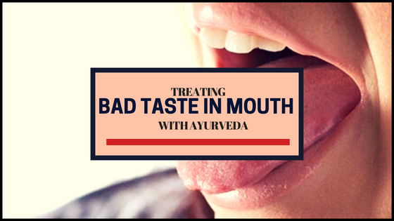 How To Get Rid Of Bad Taste In My Mouth