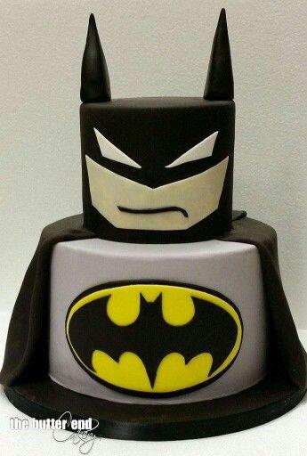 Batman Rezepte Kuchen Batman Kuchen Und Superhelden Kuchen