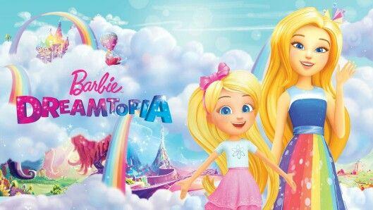 Barbie Dreamtopia Family Ca Barbie Movies Barbie Barbie Cartoon