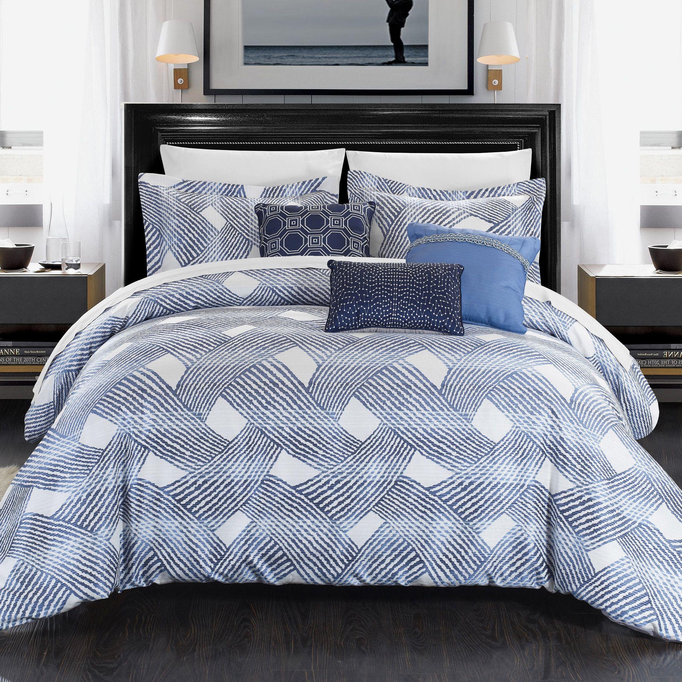 Fiorella Comforter Set Comforter Sets Jacquard Bedding Bedding Sets