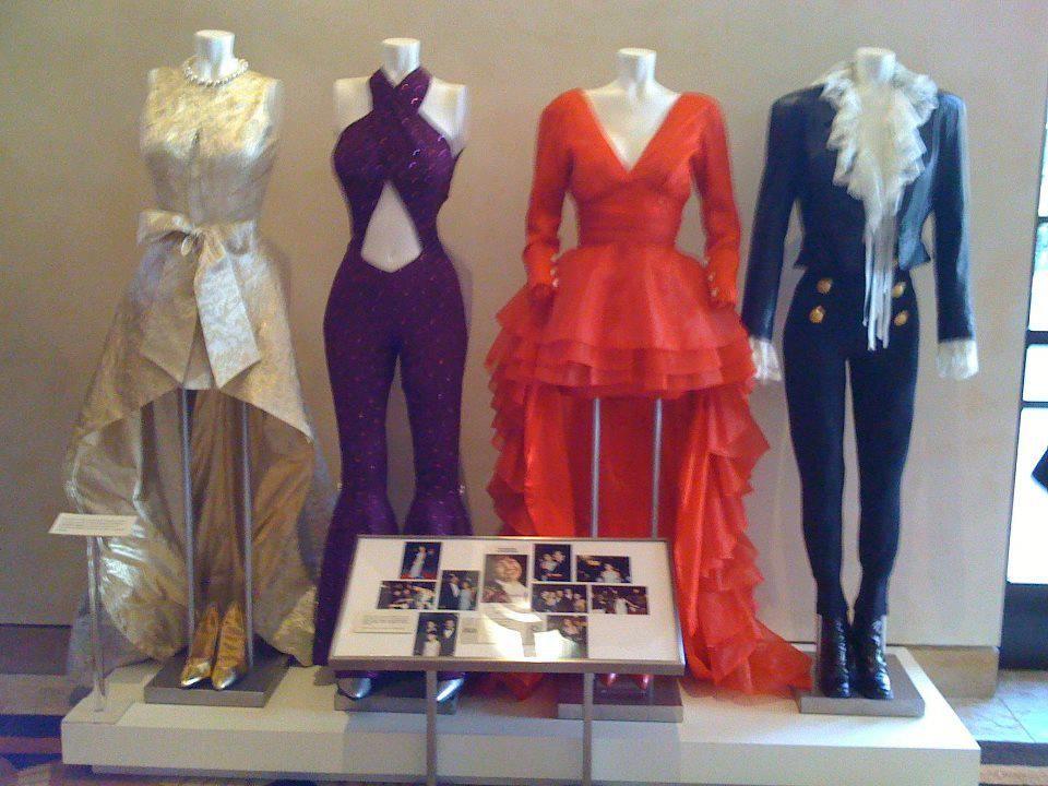 Corpus christi museum. Selena quintanilla fashion