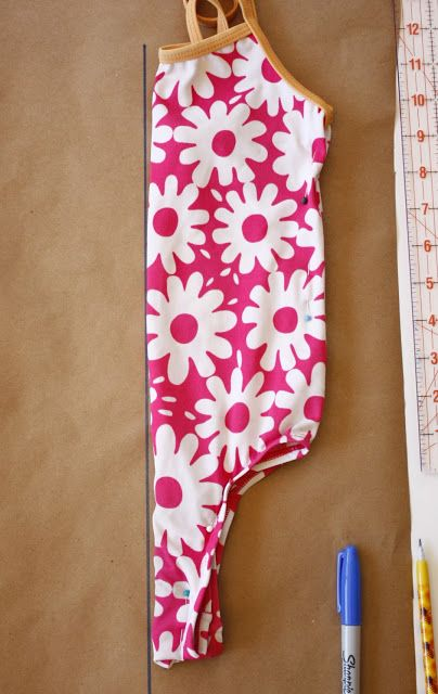 Zaaberry: Swimsuit Tutorial Part 2 - Making Your Own Pattern | Tutus ...