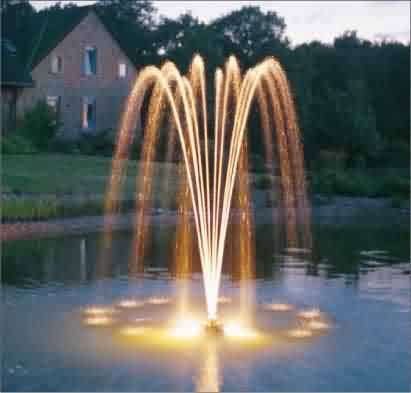 Can A Solar Powered Fountain Help A Farm Pond Google Search